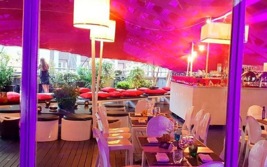 Inaugura la terrazza del 55Milano: seicento metri quadrati per godere del grandioso aperitivo