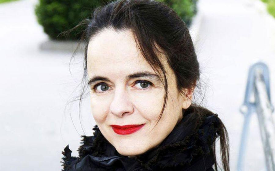 """Amélie Nothomb a Milano per promuovere """"Il delitto del conte Neville"""""""