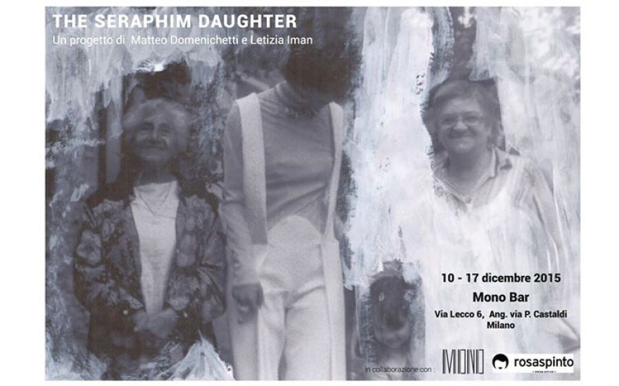 "Mostra ""The Seraphim Daughter"" @ MONO Bar"
