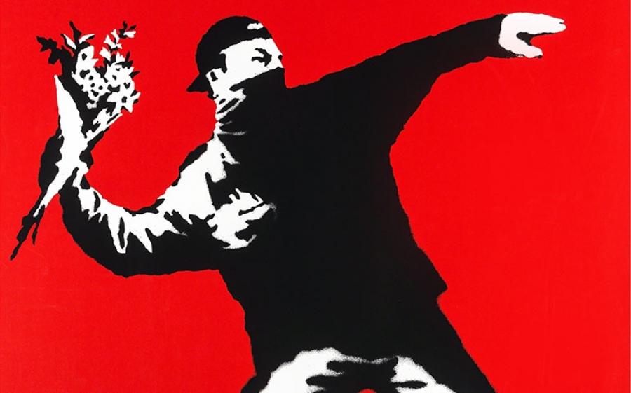 Banksy e la sua arte provocatoria per la prima volta al Mudec di Milano