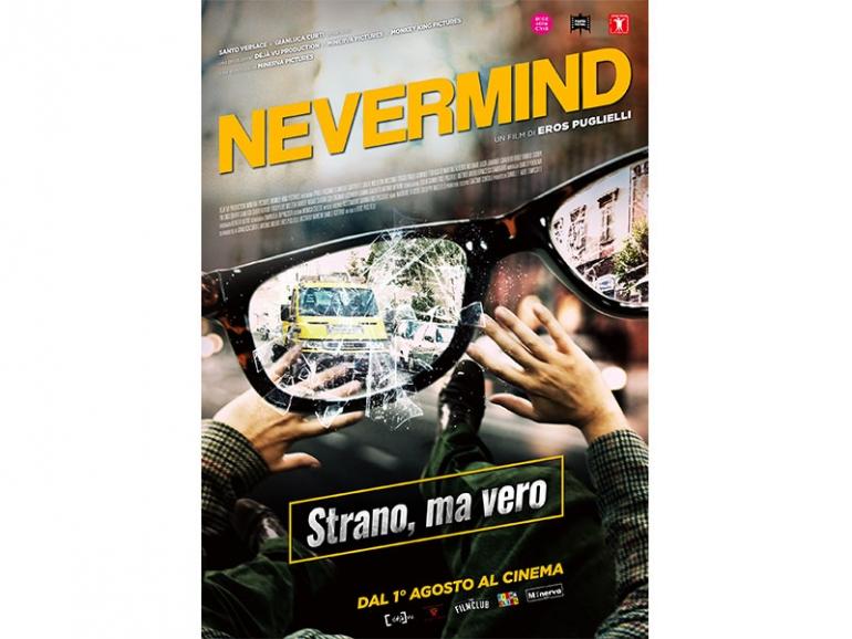 Nevermind: il film a episodi comico e paradossale