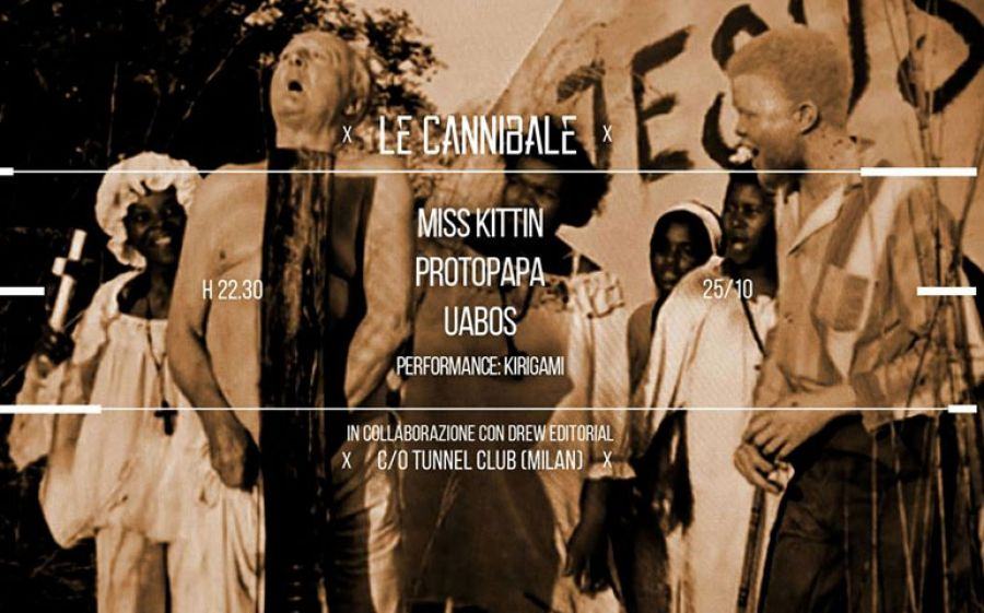 Miss Kittin live @ Le Cannibale