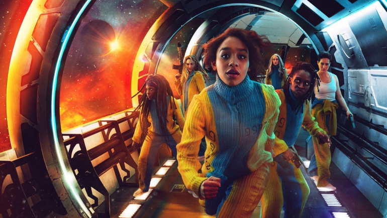 Intergalactic, da oggi su Sky la nuova serie tutta al femminile ai confini dell'universo