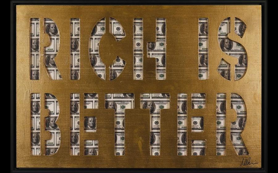"""7ettanta6ei Gallery presenta """"Rich is Better"""", la personale di Marco Bettini"""