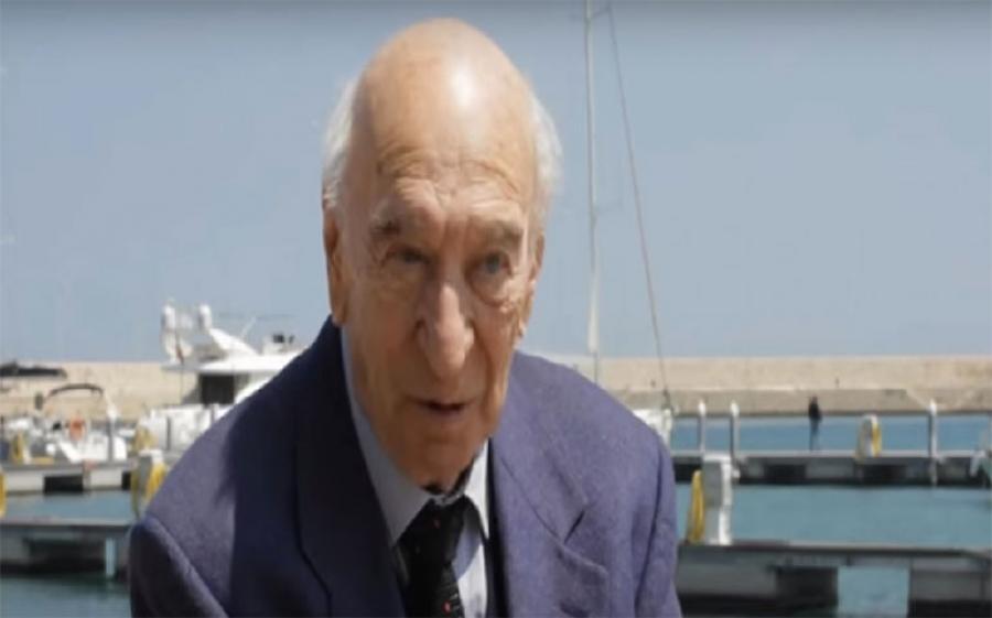 """Il grande regista Giuliano Montaldo: """"Il cinema civile italiano? È ancora vivo. Non mancano le idee, ma i soldi. Ci vuole più coraggio"""""""
