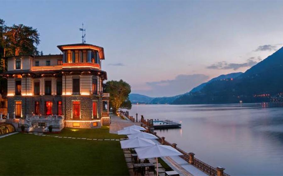 Un nuovo resort di lusso sul lago di Como a partire dalla primavera 2019
