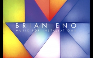 Music For Installations, il nuovo cofanetto di Brian Eno