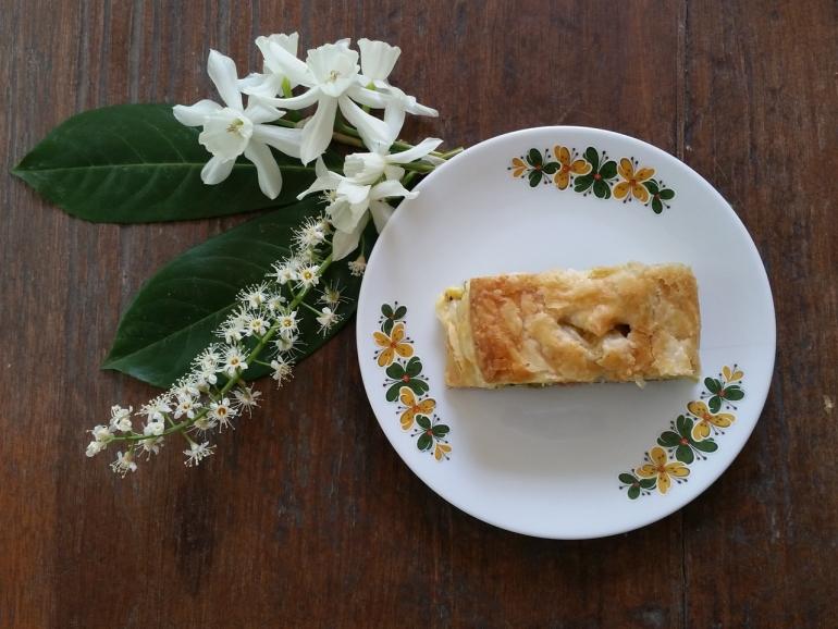 Bettina in Cucina: lo strudel con patate, erbette speck e stracchino