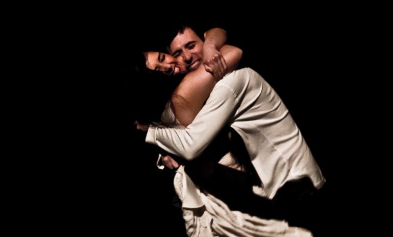 Io, mai niente con nessuno avevo fatto: uno spettacolo della compagnia Vuccirìa Teatro.
