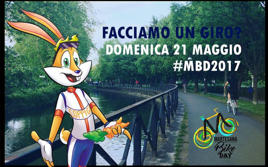 Una domenica in bicicletta con il Martesana Bike Day