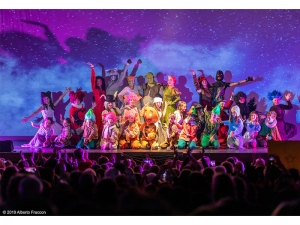 "Al Teatro Nuovo di Milano torna ""Shrek The Musical JR"""