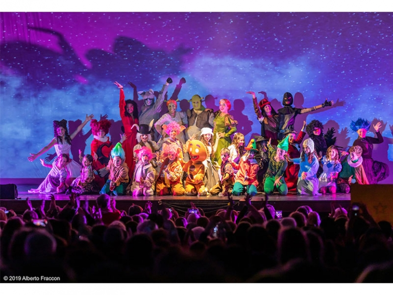 """Al Teatro Nuovo di Milano torna """"Shrek The Musical JR"""""""