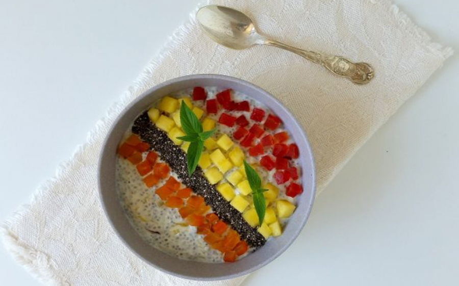 Ricetta summer breakfast bowl