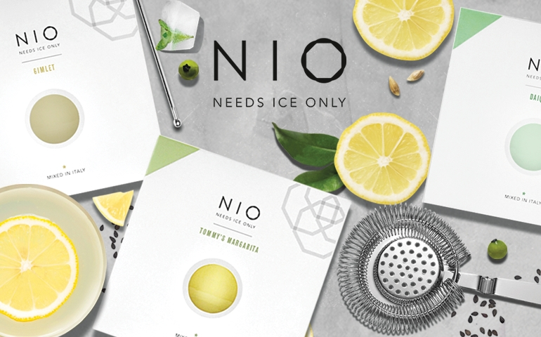 A Milano Winelivery distribuisce i drink di NIO Cocktail