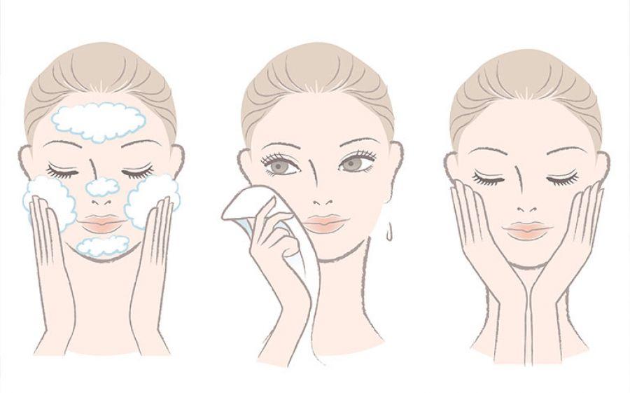 Ossigenoterapia: pulizia del viso all'ossigeno e alla seta