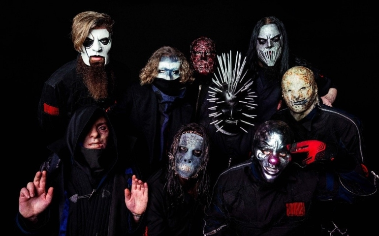 Slipknot 2020: la band heavy metal annuncia il nuovo tour