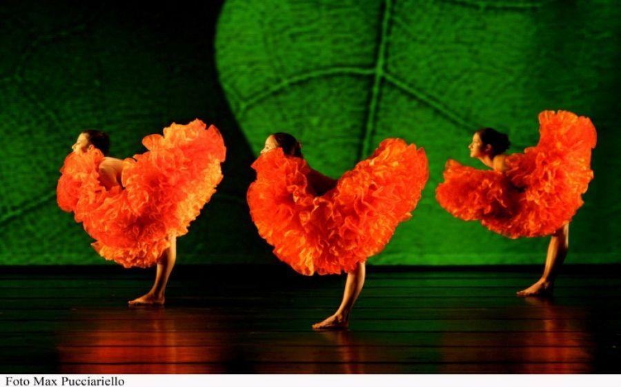 Istantanee di danza, le suggestive fotografie della compagnia di danza Momix al LaGare Hotel