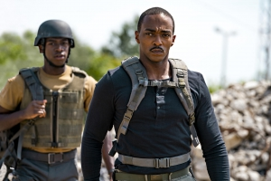 """Outside the Wire"": da domani il nuovo film Netflix sci-fi con Anthony Mackie"