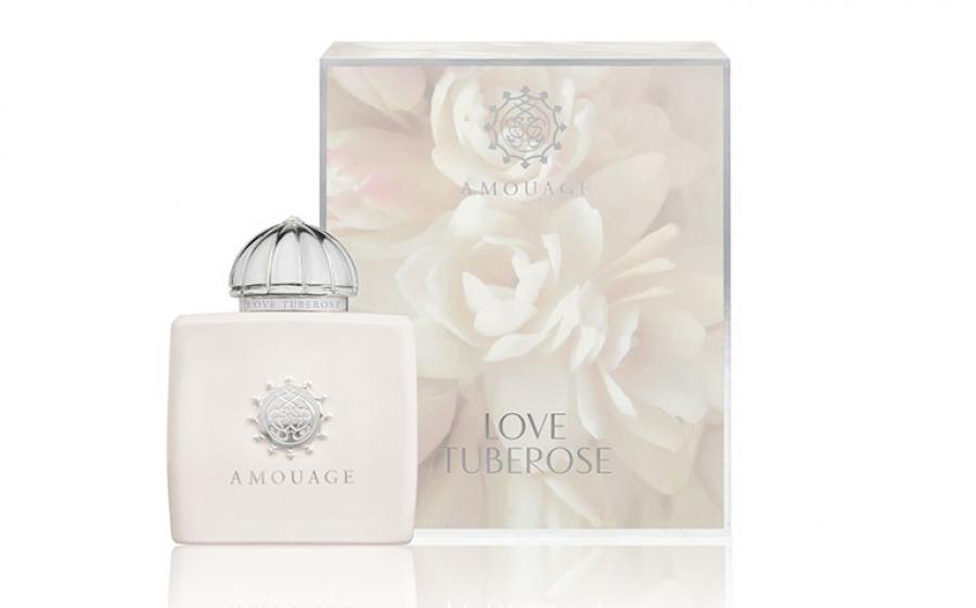 Love Tuberose, la nuova fragranza da sogno di Amouage