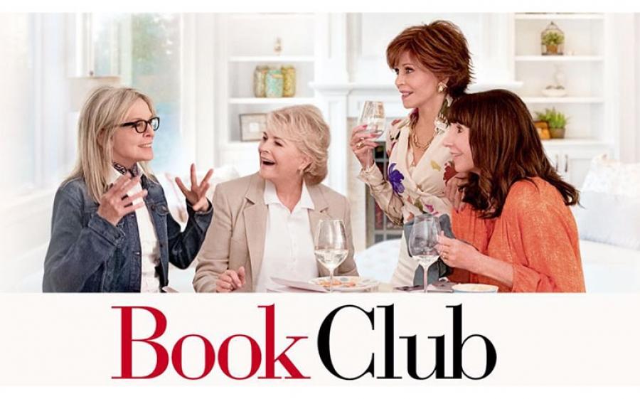 """""""Book Club - tutto può succedere"""", al cinema dal 4 aprile"""