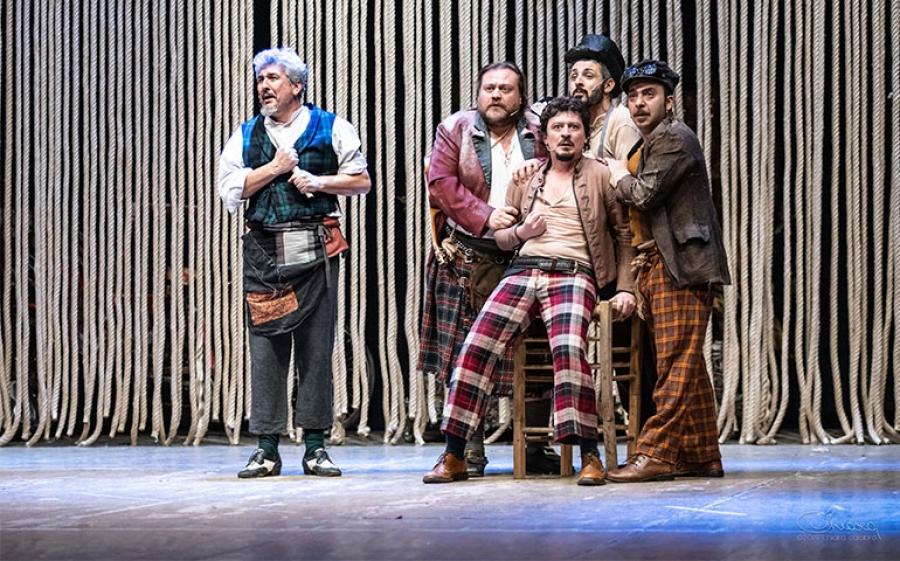 Il sogno di Shakespeare al Teatro Manzoni di Milano