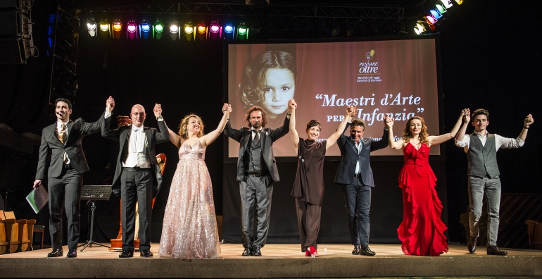 I Maestri d'Arte per l'Infanzia protagonisti al Teatro San Babila