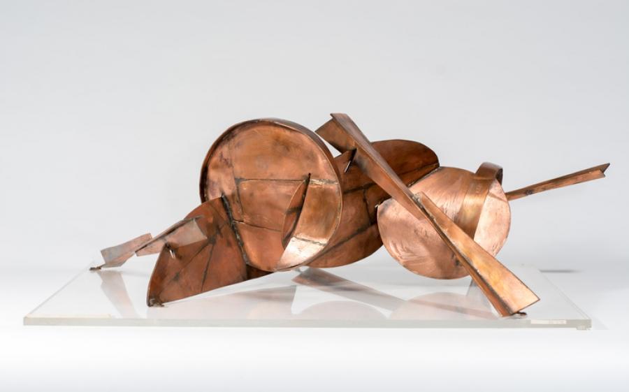 Da New York a Milano, una mostra di Herbert Ferber in Corso Buenos Aires