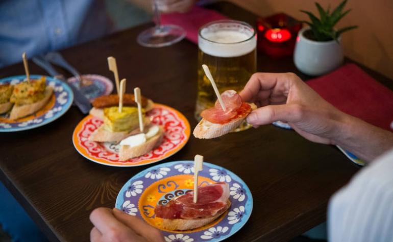 Malandros è il nuovo tapas bar spagnolo di Roma