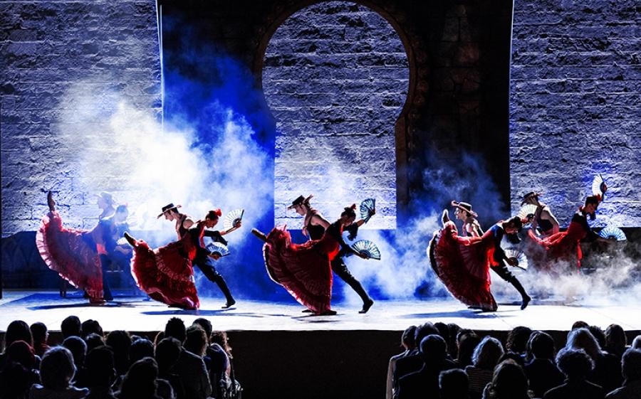 Il Balletto del Sud presenta la sua Carmen al Teatro Carcano