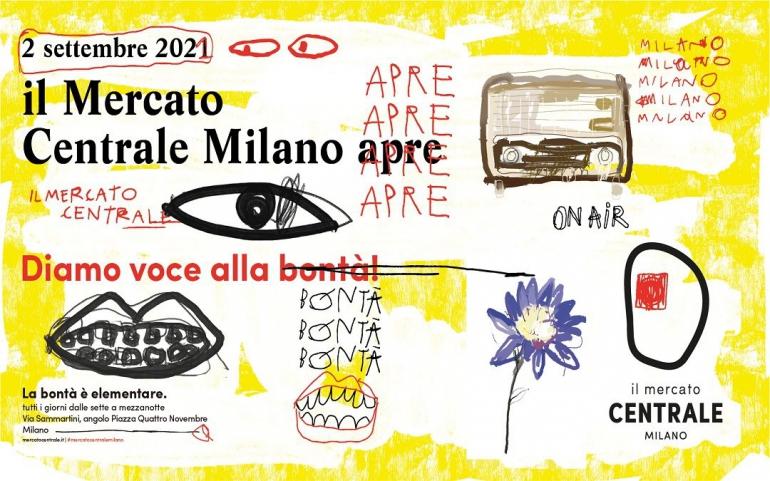 Anche a Milano apre Mercato Centrale, la bottega dei gusti che non ti aspettiale, la bottega dei