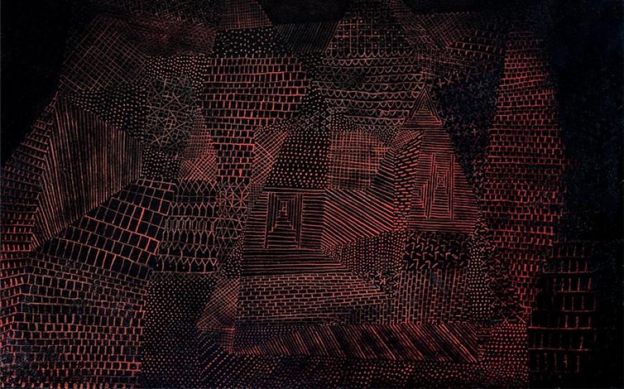 """""""Roccia artificiale"""", 1927"""