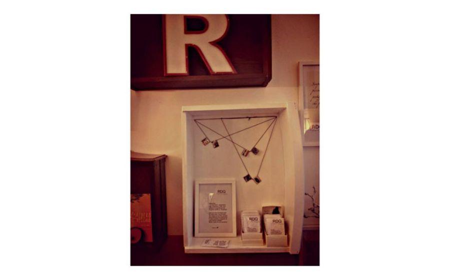Giveaway by Nicoletta Fasani & Selene Jewels @ Redroom