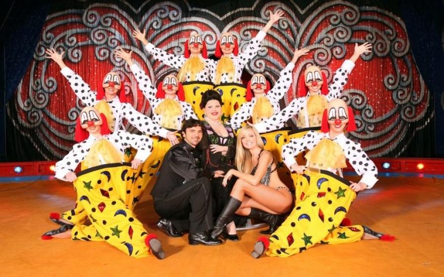 """Il Festival Open Circus presenta """"Una Notte per Moira"""""""