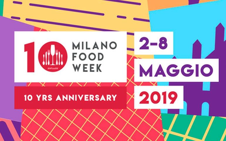 Milano Food Week 2019: tutto il programma