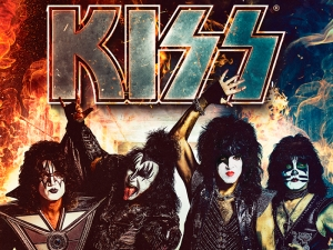 "I KISS presentano ""The end of the road world tour"" all'Arena di Verona"