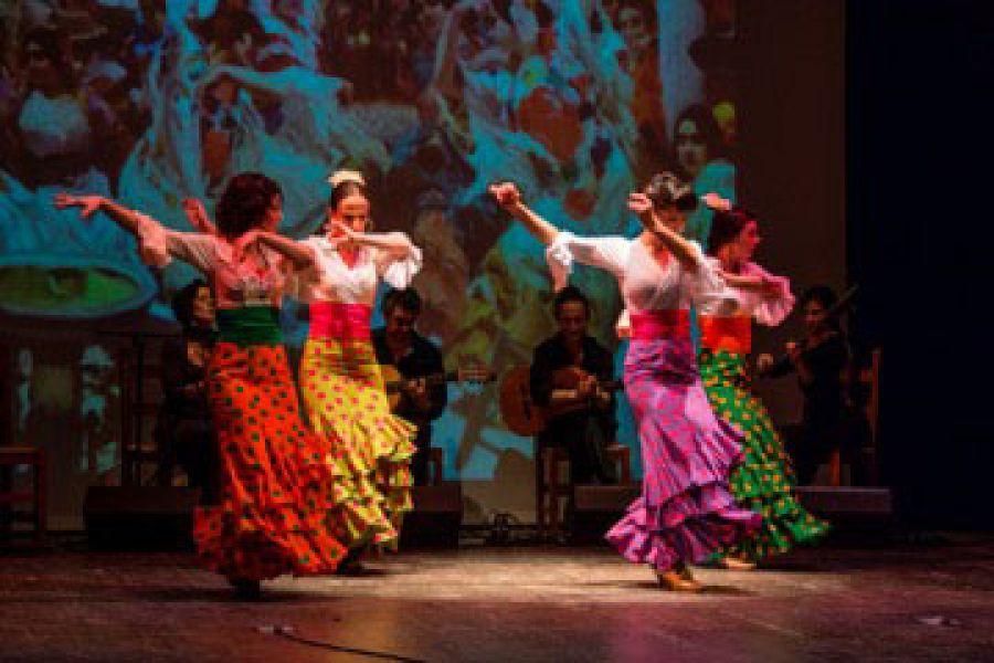 FlamencaSon al Teatro Nuovo di Milano