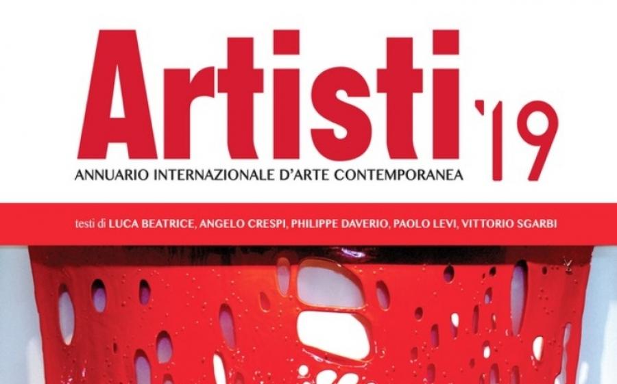 Artisti: l'annuario internazionale di arte contemporanea firmato Mondadori