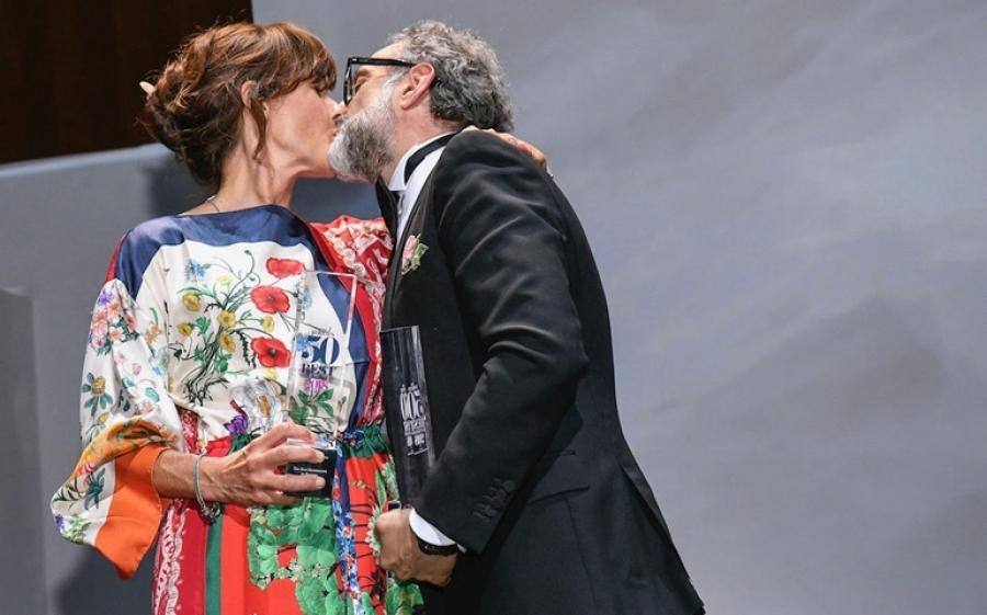The World's 50 Best Restaurants: Massimo Bottura è per la seconda volta il migliore al mondo
