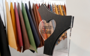 Customization, hi-tech and sustainability: Lineapelle presenta Il Cuoio di Toscana